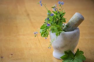ból gardła leczenie zioła