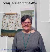 moda sostenible; Juana Barranco moda ética