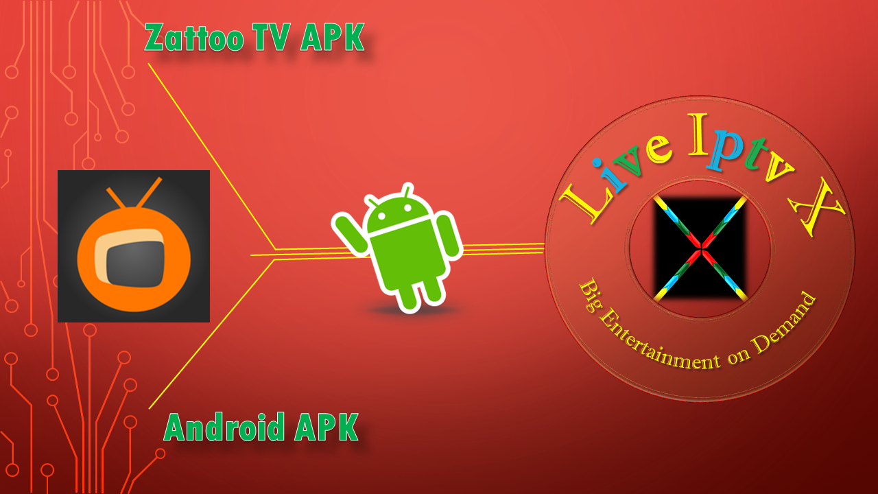 Zattoo tv app android download
