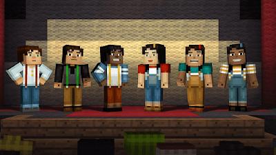 Minecraft Story Mode v1.15 Apk Mod (Unlocked Episode)+ Data 2