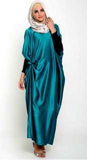 23 Model Baju Kaftan Terbaru Favorit Para Artis Berhijab