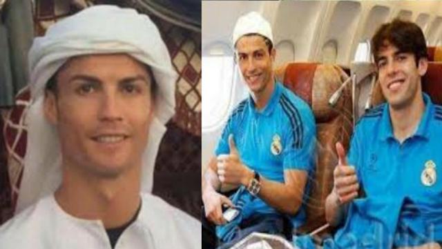 Masya Allah! Ternyata Ronaldo Sudah Hafal Surat Al Fatihah