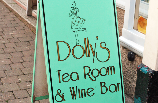 Supper Club with Lucas at Dollys Tea Room | UK Lifestyle Blog