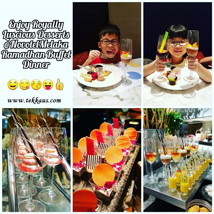 Top Best Ramadhan Buffet Dinner at Novotel Melaka Menu