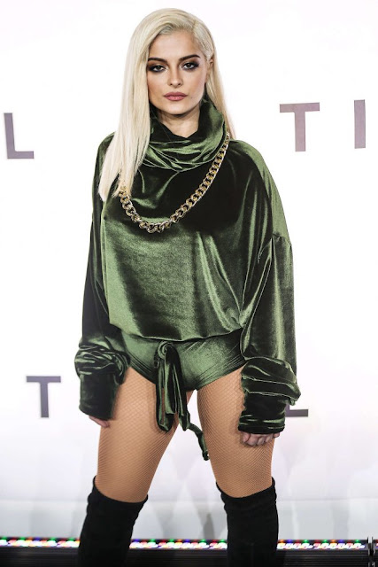 Bebe Rexha – 'Tidal X 10/15' Concert in Brooklyn