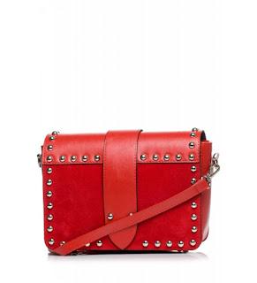 8fd7938a5969d To że torebka z nitami? Do wyboru w kolorze czerwonym, szarym, i nie tylko!  Sprawdź koniecznie w sklepie internetowym Leyraa-Shop.pl