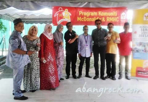 Pembikinan Rumah Ronald McDonald Semakin Menjadi Kenyataan
