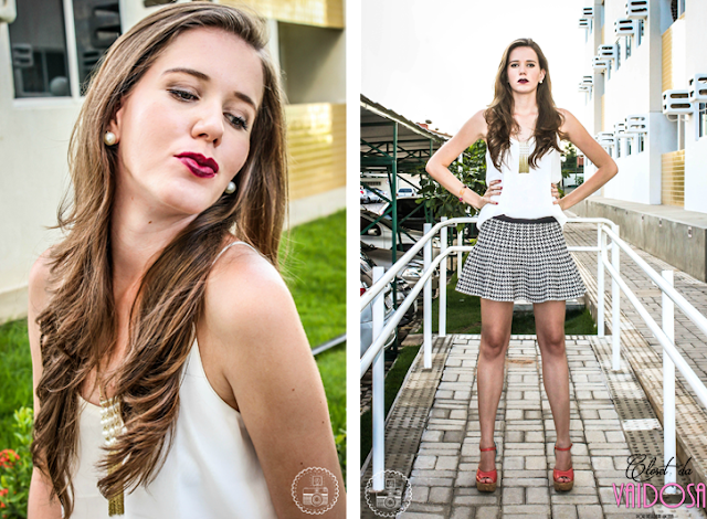 Look do dia por Estephany Fernandes