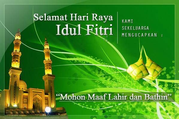 Spanduk Ucapan Hari Raya Idul Fitri 1440h 2019 Lokerindo Xyz