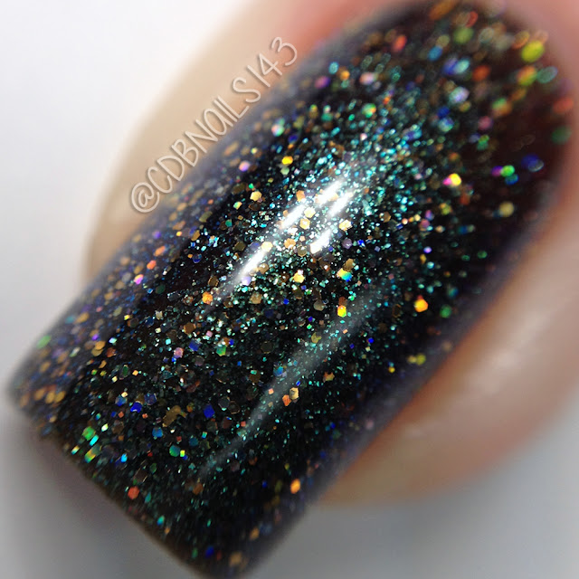 Lollipop Posse Lacquer-Stockings on Coconut Trees