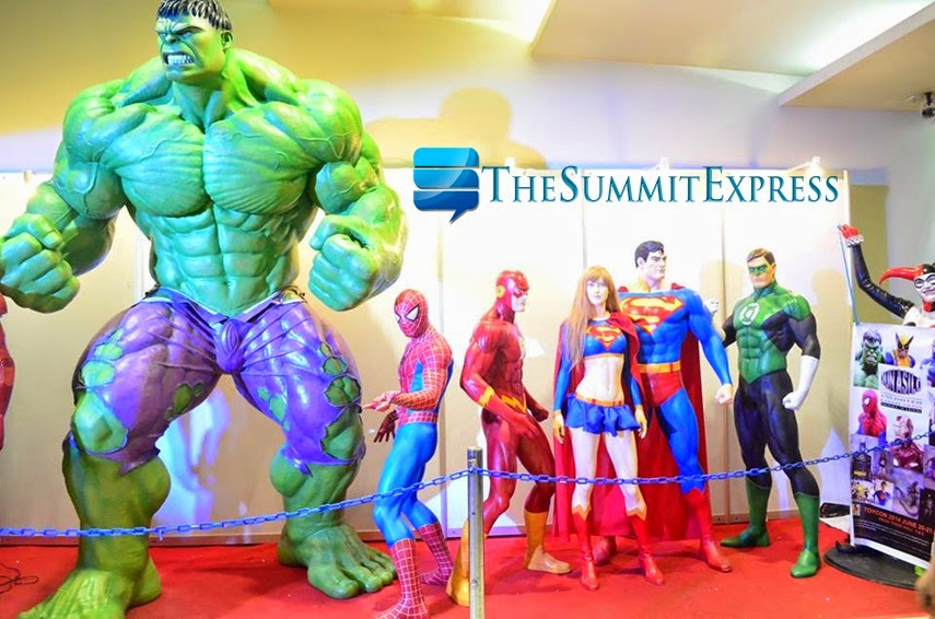 IN PHOTOS: ToyCon PH 'Biggest Pop Culture Event' June 2014