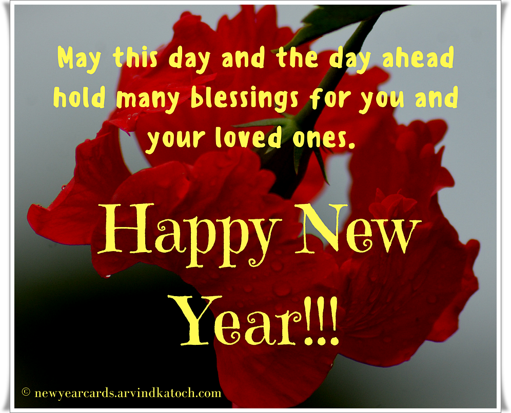 Hd True Pic New Year Cards 2018 May This Day And The Day Ahead Hold