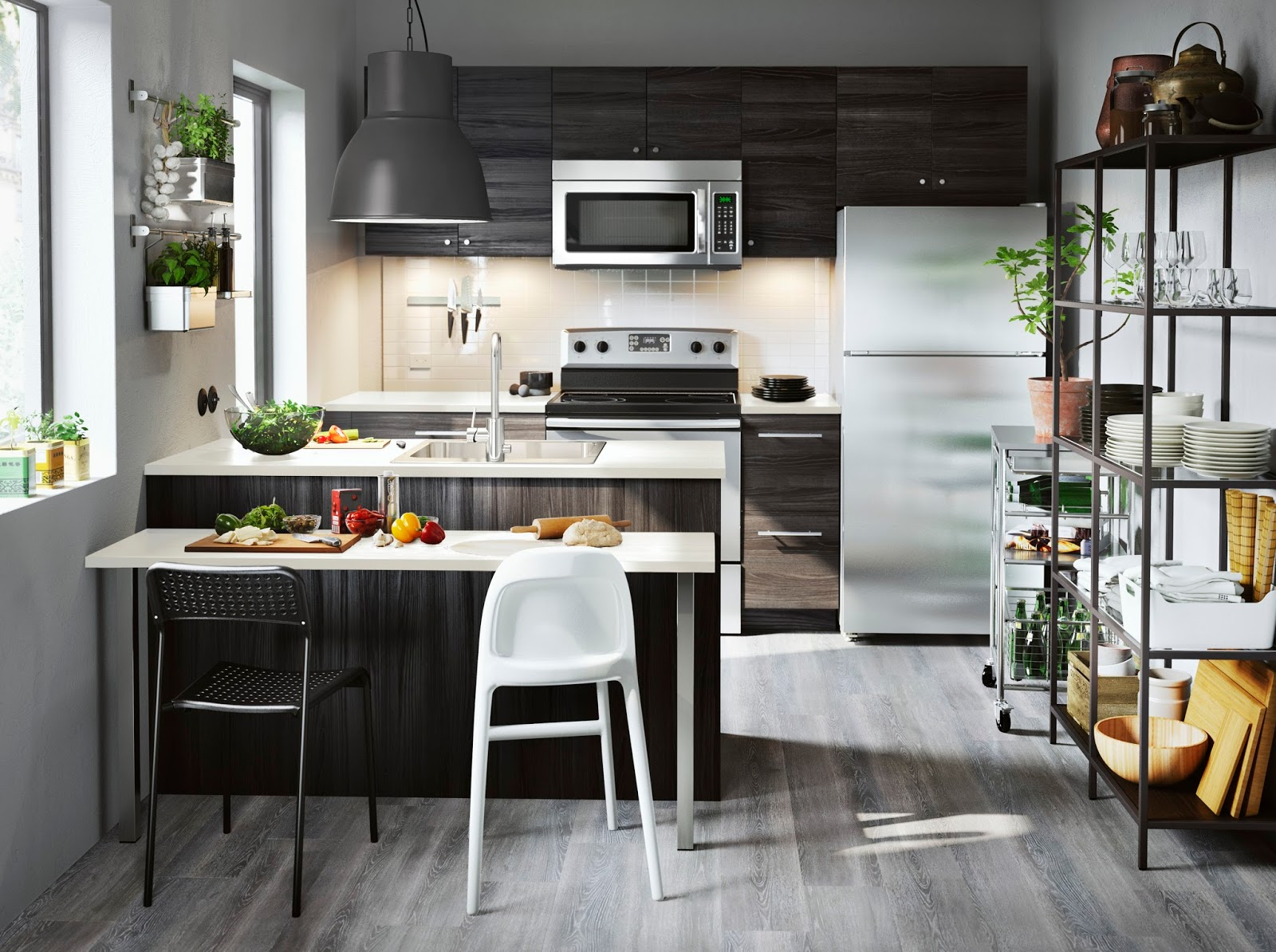 From Nature To Home : Thinking About An IKEA Kitchen? Ikea