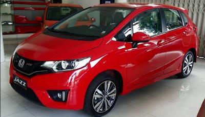 Harga Mobil Honda Jazz Update Terbaru 2017
