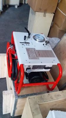 hydraulic mesin las hdpe shd 315