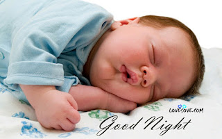 latest good night child beautiful image
