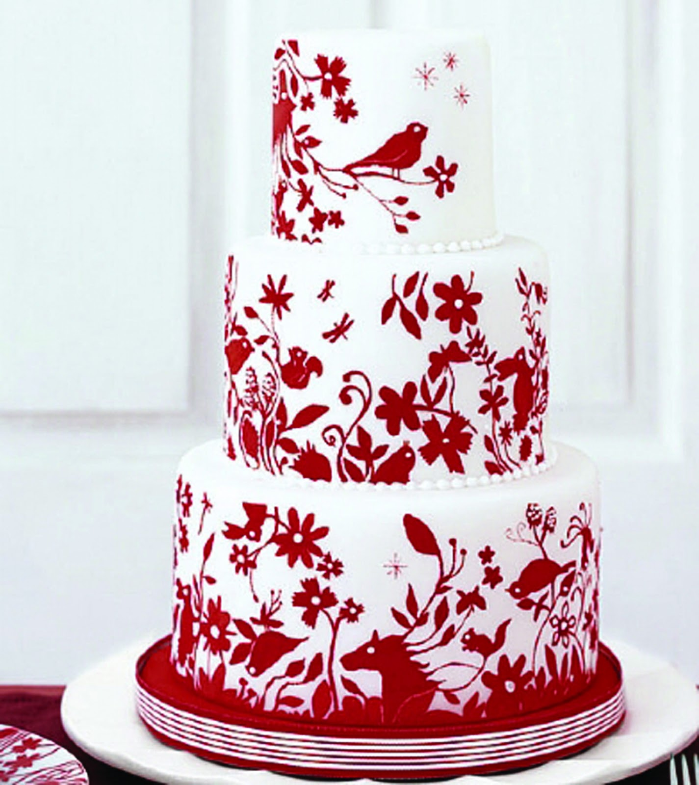 red wedding cakes i am a in awesome and original wedding cakes 19170