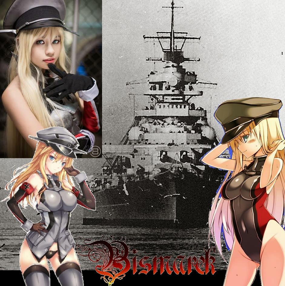 Bismarck collage