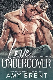 Love Undercover - A Bad Boy Secret Baby Romance by Amy Brent