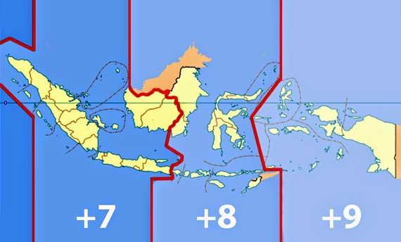 Pengaruh Letak Astronomis Indonesia
