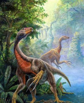 Beipiaosaurus   facts   size