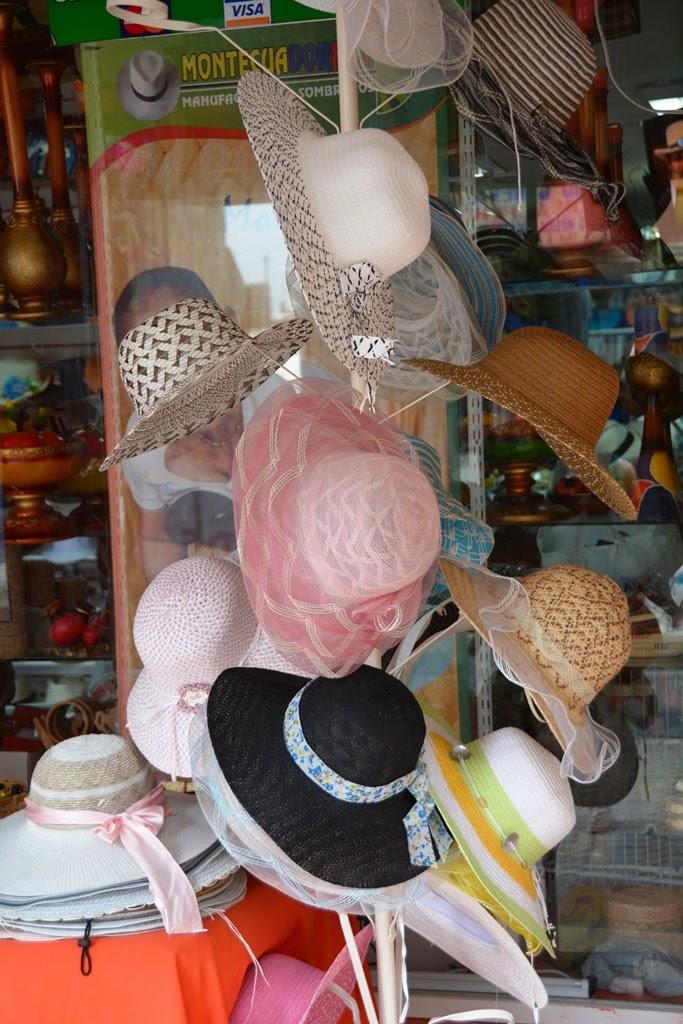 Travels - Ballroom Dancing - Amusement Parks: Panama Hats