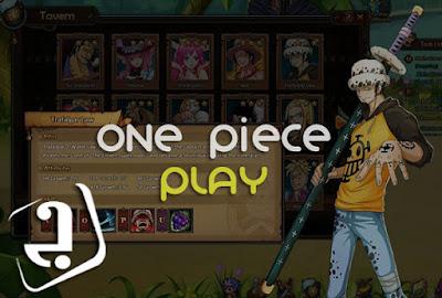 لعبة ون بيس اون لاين بدون تحميل One Piece موقع جزائري ويب