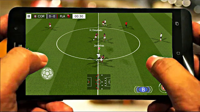 FTS 19 Android Offline 200 MB Best Graphics HD