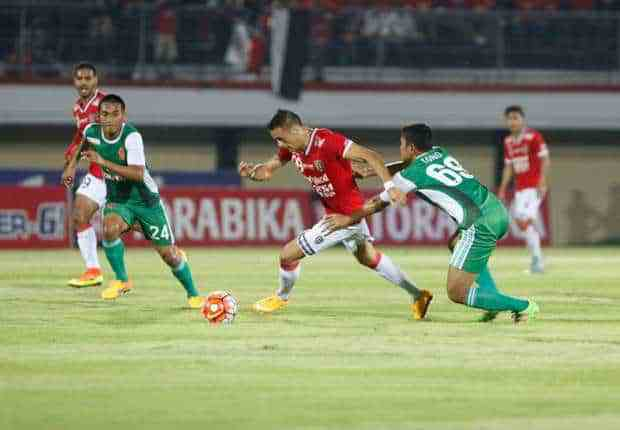 PS TIRA vs Bali United