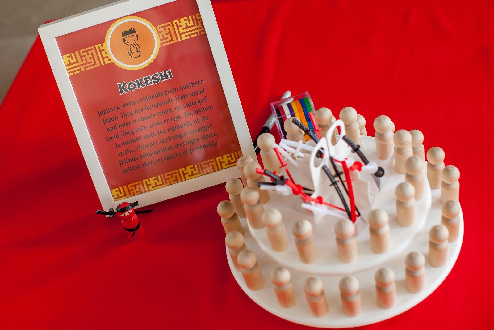 The Party Wall: Origami Dojo--A Japanese Inspired Birthday ... - photo#13