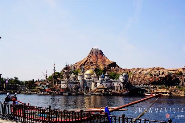 Tokyo DisneySea at Tokyo Japan #SAKURASEAON