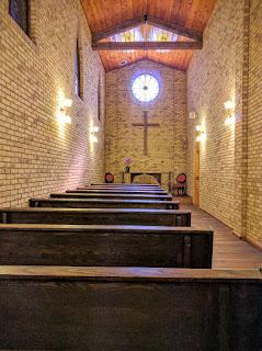 Travelers Chapel at Wall Drug, Wall, South Dakota