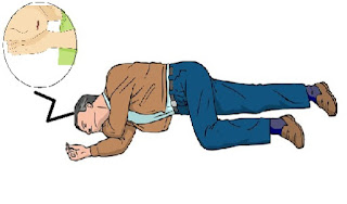 recovery-position-وضعية الافاقة