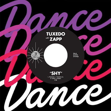 Tuxedo mit Zapp - Shy | Der Song of the Day