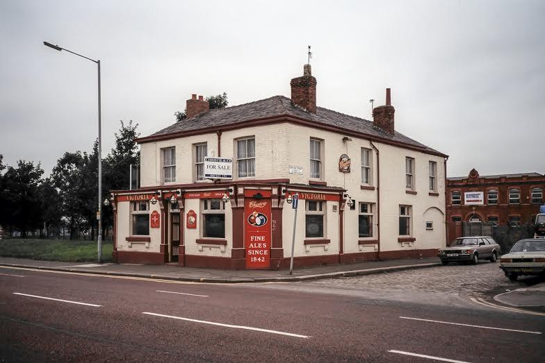 Victoria Hyde Road