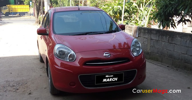 Nissan March Indonesia-2011-2013
