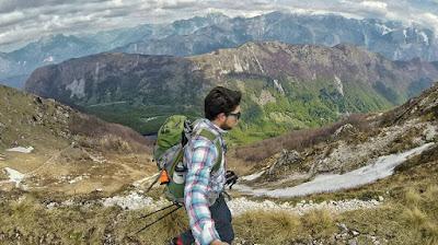 Riccardo alias THE MOUNTAIN RAMBLER