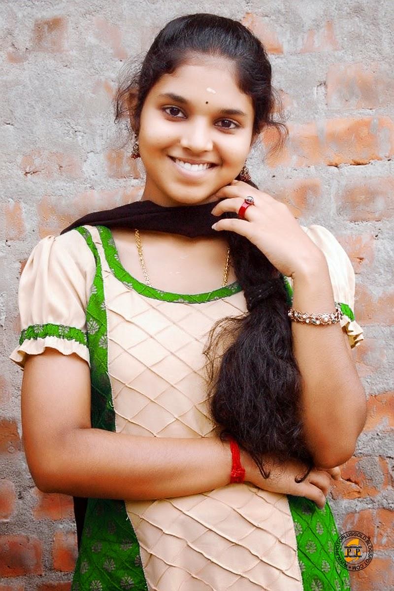 South Indian Cute Homely Teenage Actress Anu Krishna As A -7797