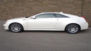 Dream Fantasy Cars-Cadillac CTS Sedan 2012