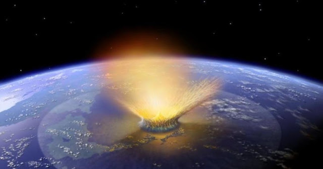 Dino-killing asteroid could have thrust Earth into two years of darkness