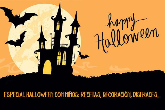 qué hacer con niños en halloween blog mimuselina disfraces recetas decoración manualidades