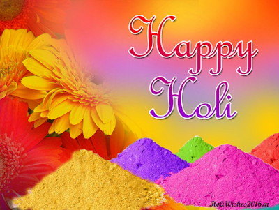 2016 Holi Essay for Kids
