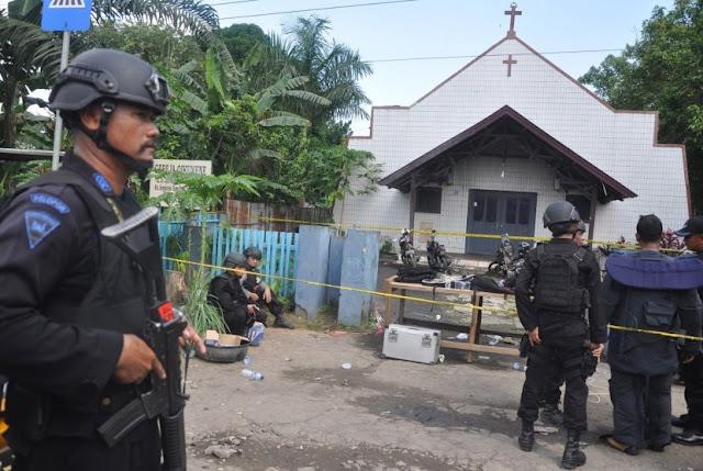 """MUI Cium Keganjilan di Aksi Teror Bom Samarinda, """"Masa Ada Pengebom Bawa KTP"""""""