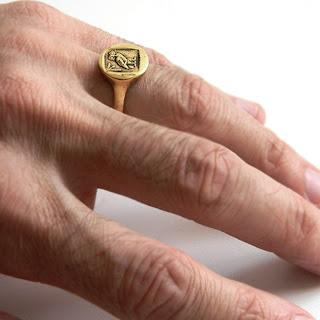 "Кольцо ""Сова (2)"""