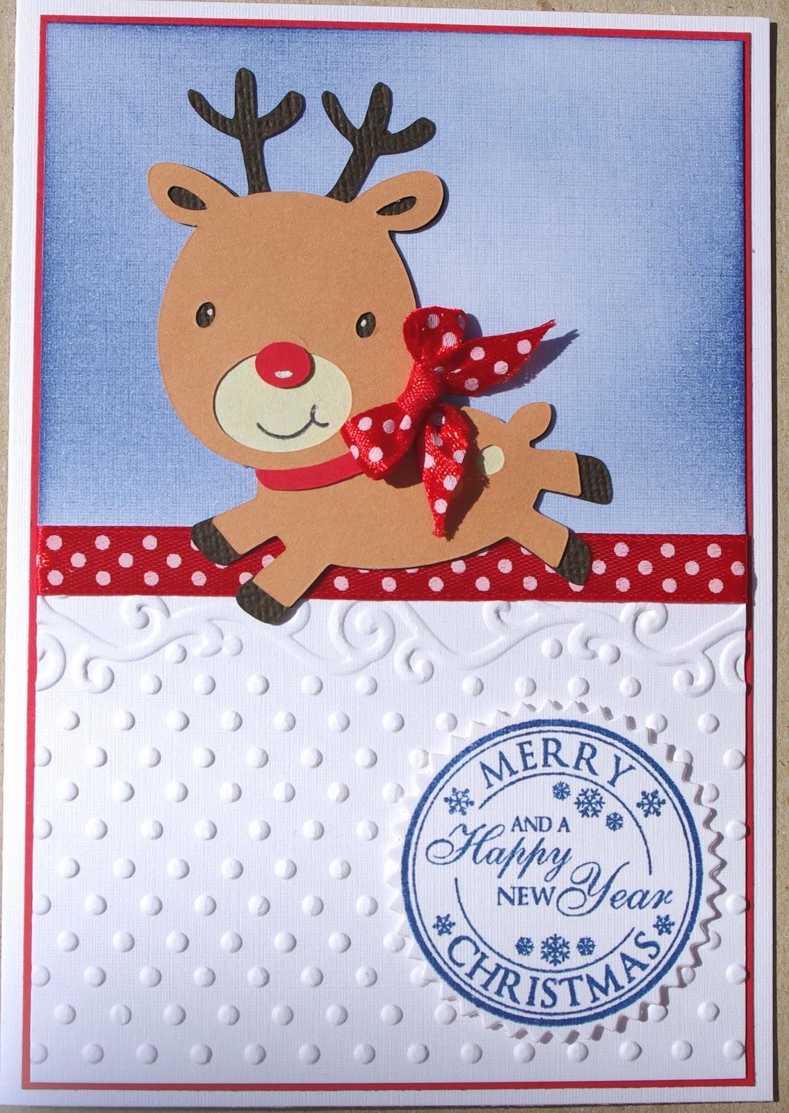 Cape Craft Crazy: Christmas Card