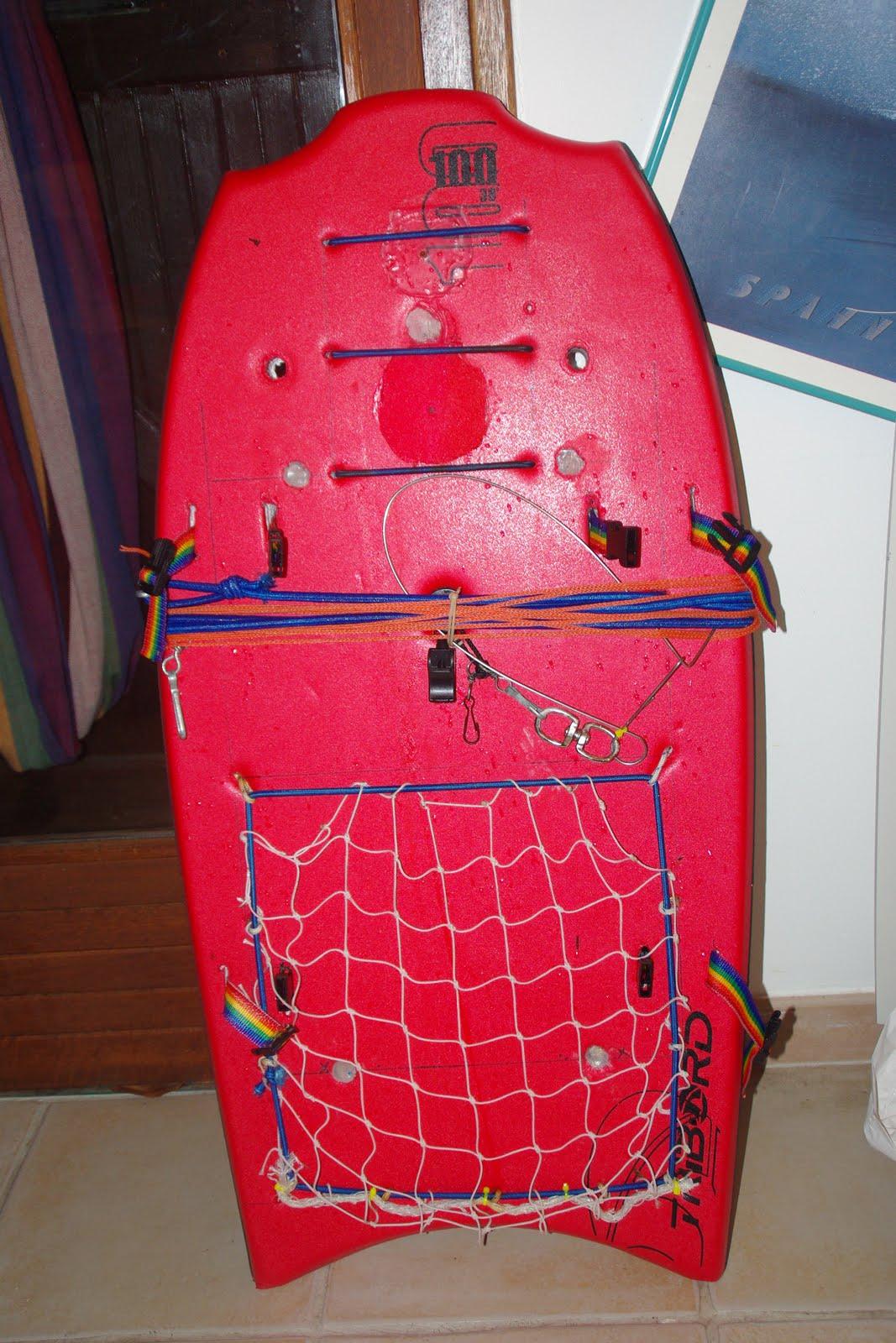 chasse sous marine by red mor fabrication d 39 une planche partir d 39 un bodyboard. Black Bedroom Furniture Sets. Home Design Ideas