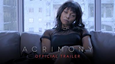 Sinopsis Film Acrimony (2018) - Dendam dan Teror Sang Istri Setia