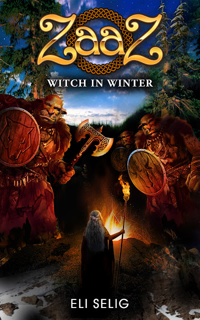 Eli Selig's book Witch in Winter, Pathfinder, Reign of Winter inspired story