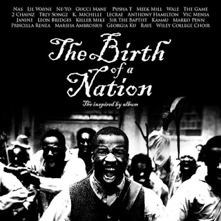 The Birth of a Nation: The Inspired By Album (2016) - Album Download, Itunes Cover, Official Cover, Album CD Cover Art, Tracklist