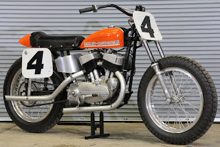 harley davidson kr 750 my 1967 flat track